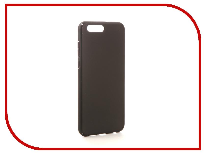 Аксессуар Чехол ASUS ZenFone 4 ZE554KL Neypo Soft Touch Black ST3329 ze554kl 1a085ru