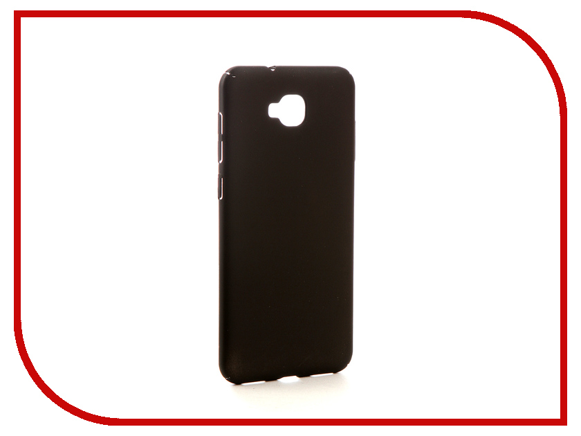 Аксессуар Чехол ASUS ZenFone 4 Selfie Pro ZD552KL Neypo Soft Touch Black ST3327 аксессуар защитная пленка asus zenfone 4 selfie pro zd552kl luxcase суперпрозрачная 55825