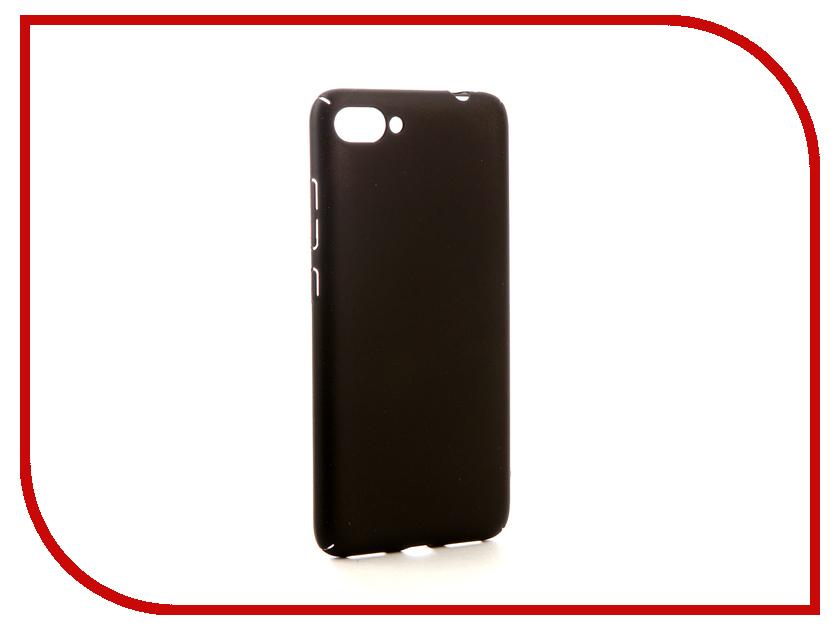 Аксессуар Чехол для ASUS ZenFone 4 Max ZC520KL Neypo Soft Touch Black ST3325 аксессуар чехол для xiaomi mi max 2 pero soft touch black prstc mmax21b