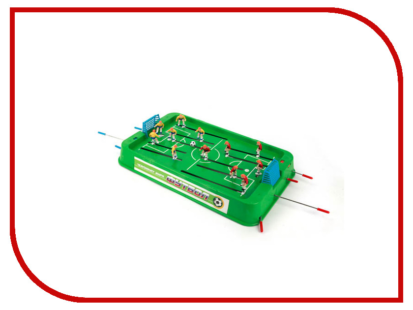 Настольная игра Play Smart Футбол A553-H30007 автомат play smart снайпер р41399