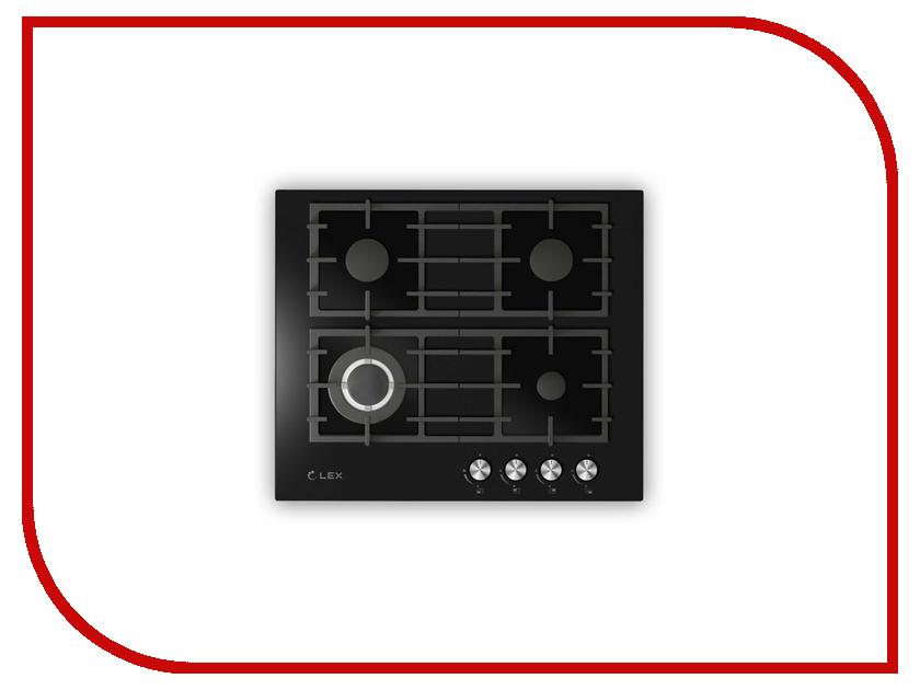 Варочная панель LEX GVG 646 BL Black
