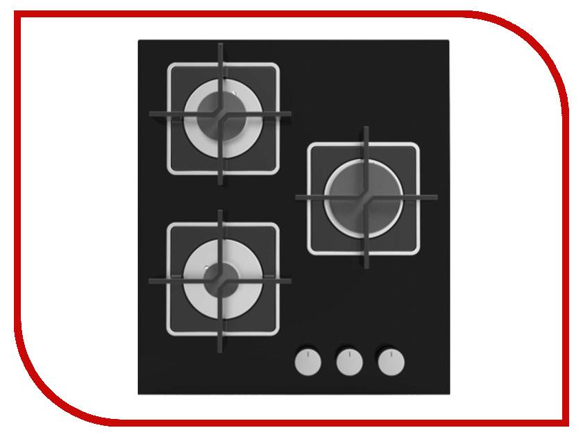 Варочная панель LEX GVG 432 BL Black электрическая плита lex evh 431 bl