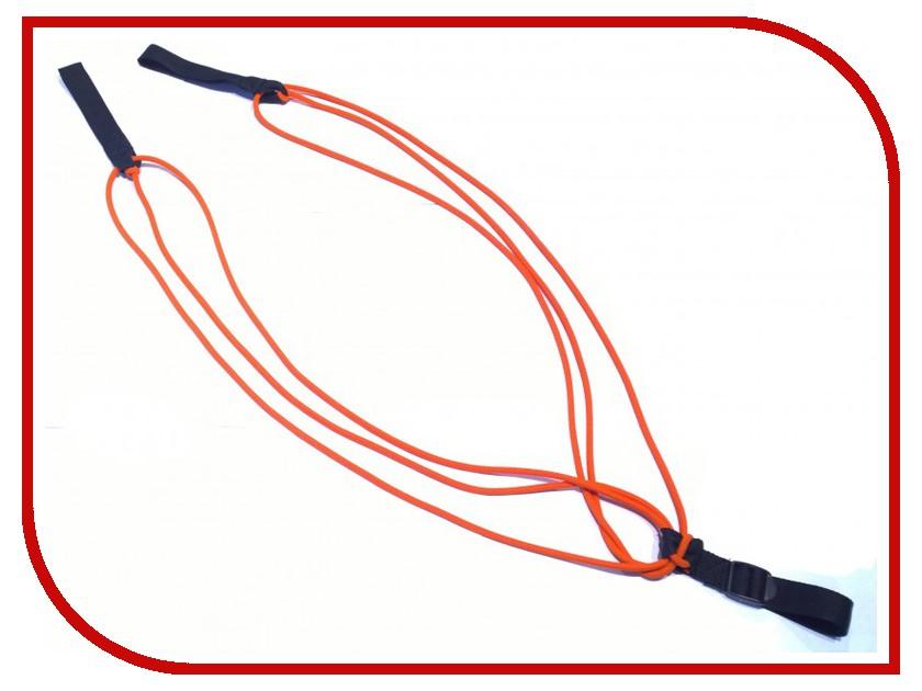 Эспандер Indigo для лыжника и боксера SM-057/3 эспандер лыжника с двойной резинкой plastep в ассортименте