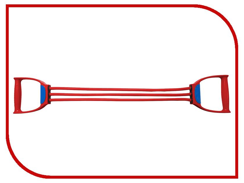 Эспандер Indigo Плечевой Medium 15-24kg SM-073/15-24 эспандер indigo плечевой 5 пружин деревянные ручки