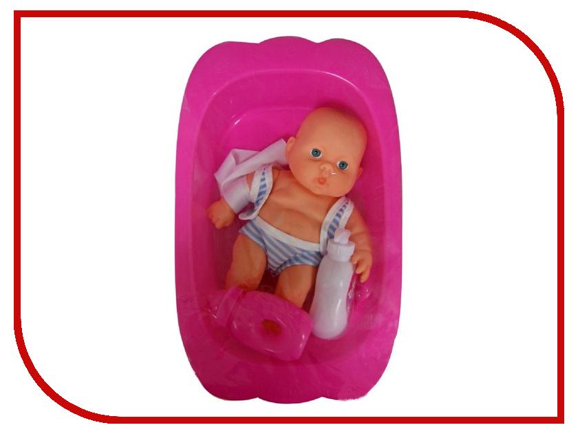 Кукла Tongde Пупс с ванночкой 0912C-18 T112-D633 tongde 5357