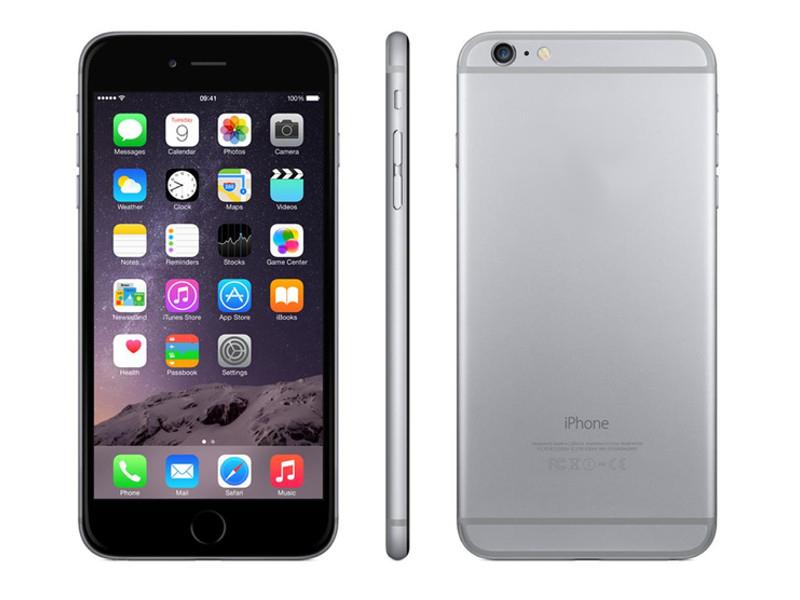 Сотовый телефон Apple iPhone 6S 64GB Space Gray FKQN2RU/A восстановленный apple mg482ru a