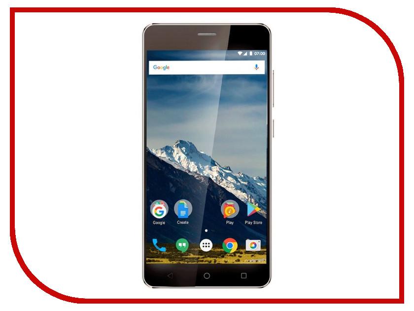 Сотовый телефон Ginzzu S5021 Black