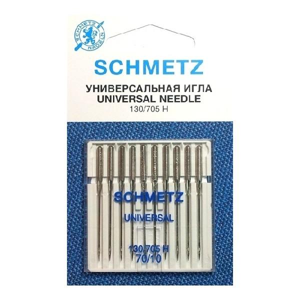 Набор игл Schmetz №70 130/705H 10шт