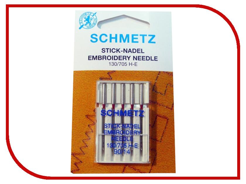 Иглы для вышивки Schmetz №90 130/705H-E 5шт