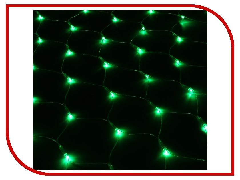 Гирлянда Luazon Сетка 1.2x1.1m LED-144-220V Green 187218 luazon 983526