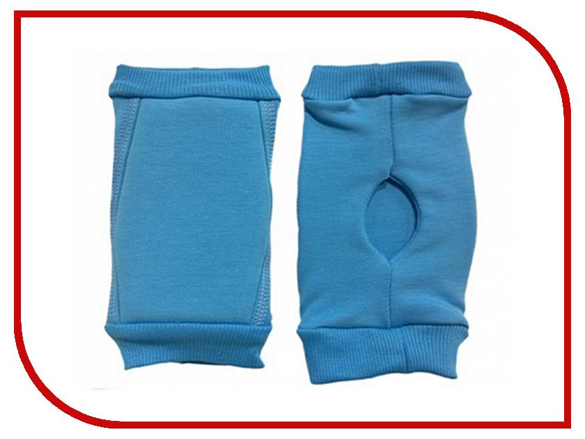 Наколенник Indigo SM-113 Размер M Cornflower Blue наколенник магнитный здоровые суставы