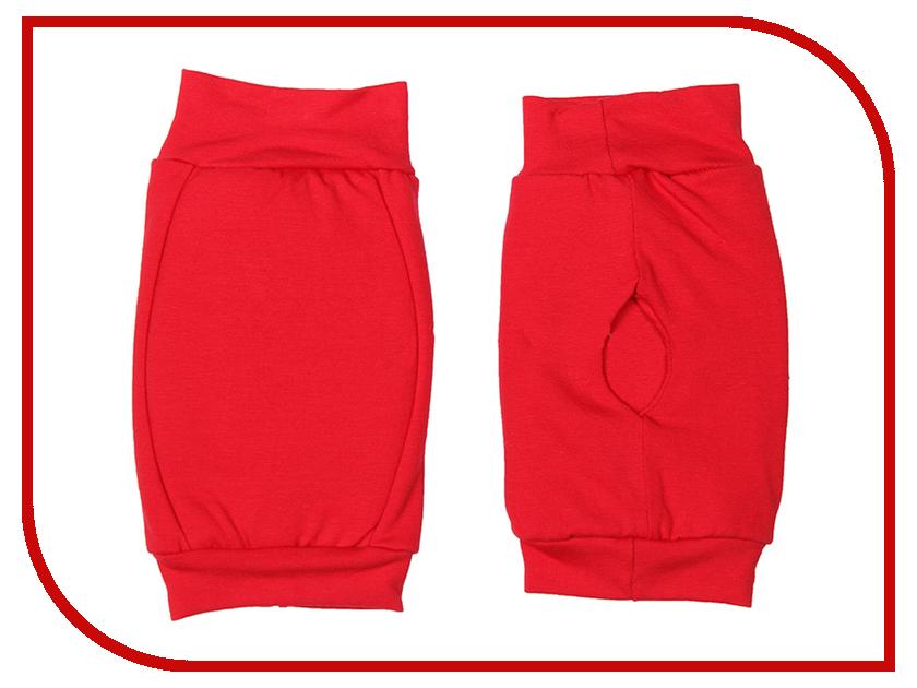 Наколенник Indigo SM-113 Размер XS Red наколенник магнитный здоровые суставы