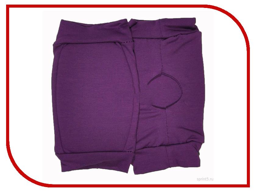 Наколенник Indigo SM-113 Размер XS Violet наколенник магнитный здоровые суставы