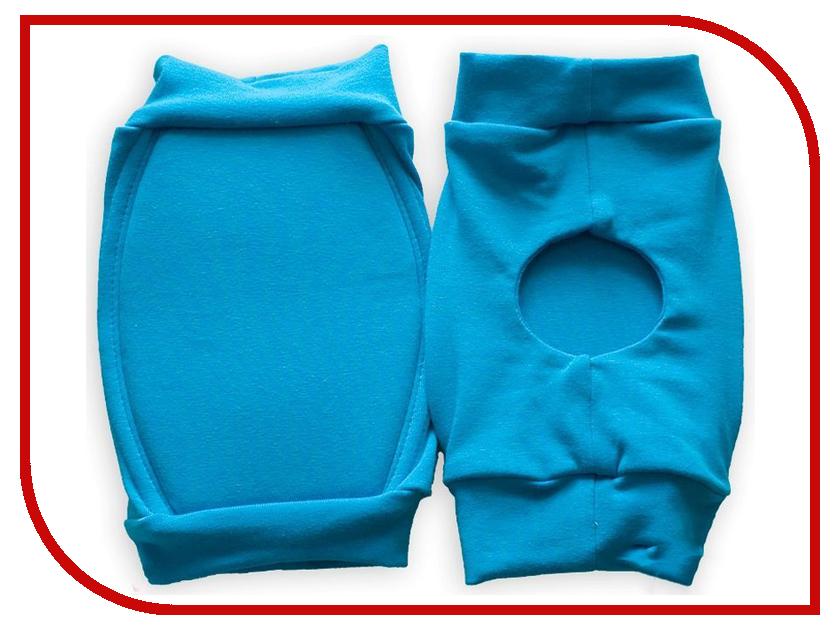 Наколенник Indigo SM-113 Размер XS Turquoise наколенник магнитный здоровые суставы