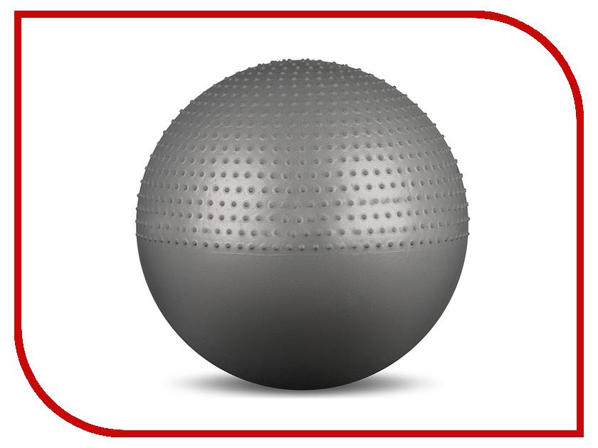 Мяч Indigo IN003 2в1 65cm Grey Metallic мяч indigo 5 alex