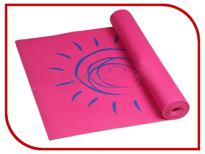Коврик Indigo YG03P Cyclamen color indigo коврик для йоги indigo