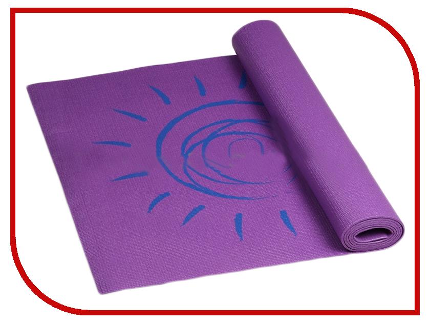 Коврик Indigo YG03P Lilac indigo коврик для йоги indigo