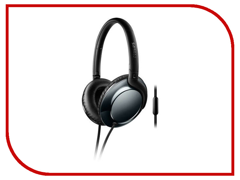 Гарнитура Philips SHL4805DC/00 Black 247e6qdad 00 philips