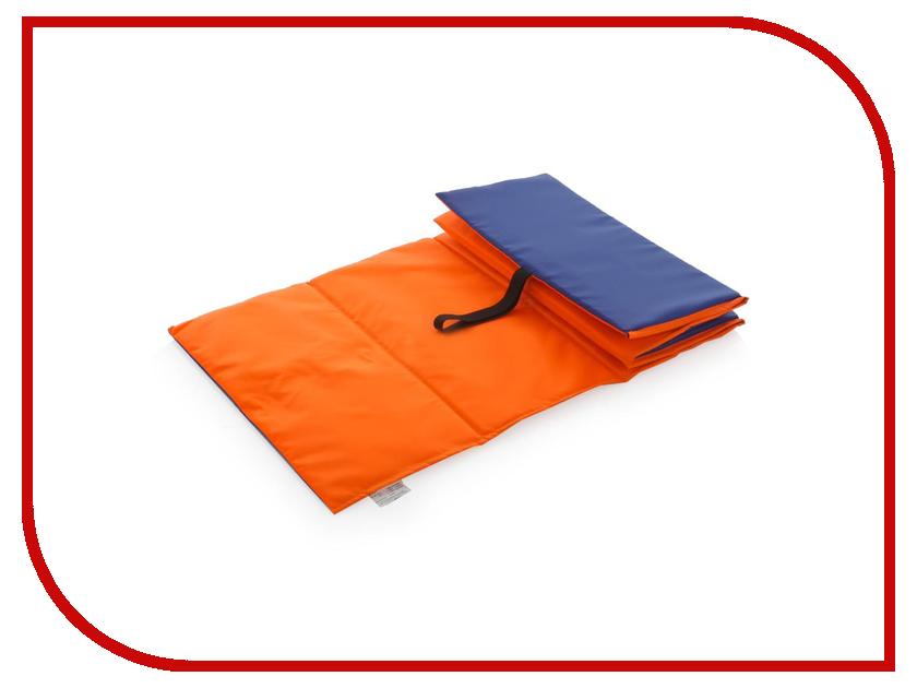 Коврик Indigo SM-043 Детский Orange/Blue детский рюкзак tatonka mowgli цвет серый 1806 043