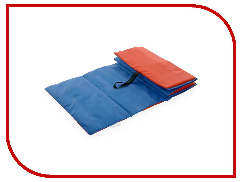 Коврик Indigo SM-043 Детский Blue/Red offex home office lucent task chair chrome indigo blue
