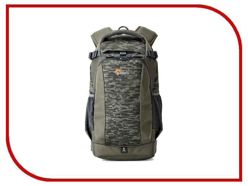 LowePro Flipside 200 AW II Beige Pixel Camo 87528 wholesale genuine lowepro flipside sport 20l aw dslr photo camera bag daypack backpack with all weather cover
