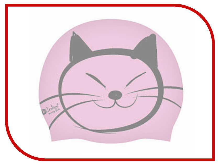 Шапочка Indigo Silicone SCCT505 Детская Pink
