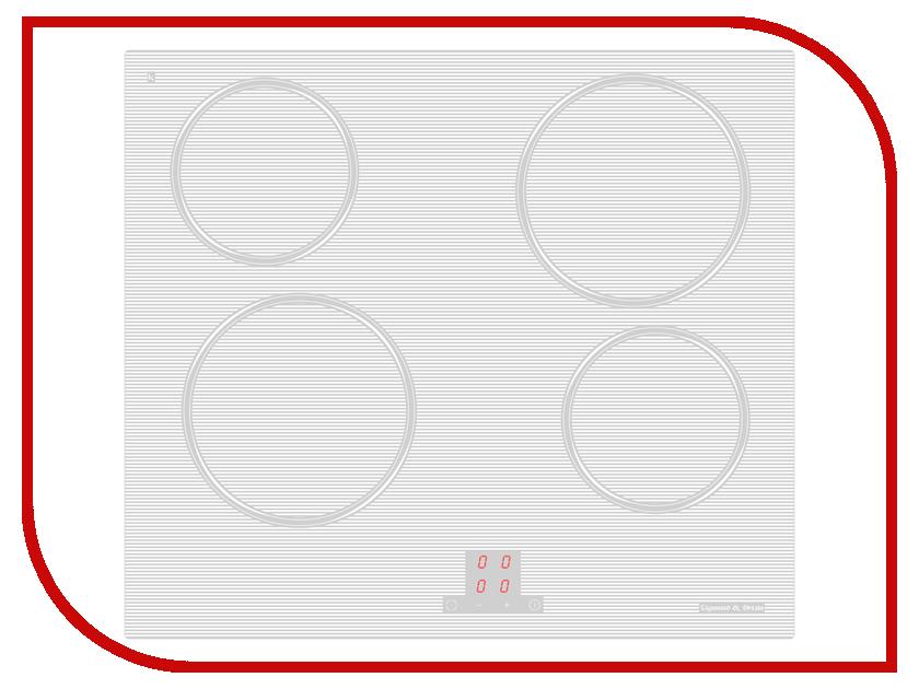 Варочная панель Zigmund & Shtain CNS 027.60 WX zigmund & shtain bh 130rm блендер погружной