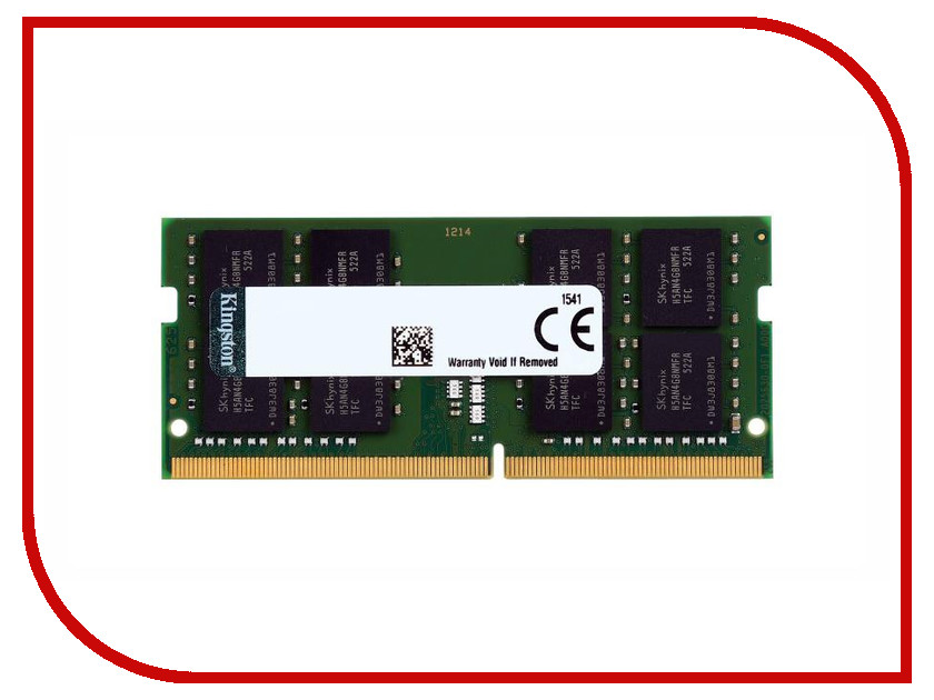 Модуль памяти Kingston DDR4 SO-DIMM 2400MHz PC19200 4Gb KVR24S17S6/4 20pcs lot tlp280 4 tlp280 4gb