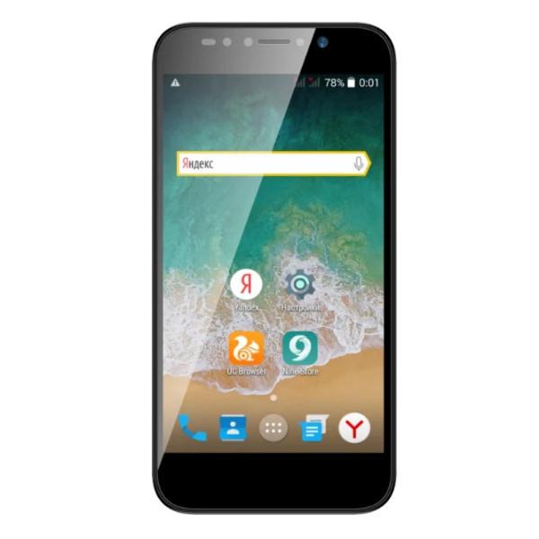 Сотовый телефон Ark Benefit S504 Black телефон мобильный ark benefit u281