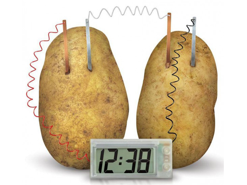 Игра ND Play Картофельные часы 273882