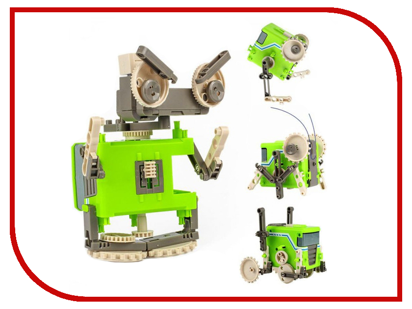 Конструктор ND Play Робот-старикашка NDP-020 271125 домик smoby детский домик со звонком 120 115 135 см 810402