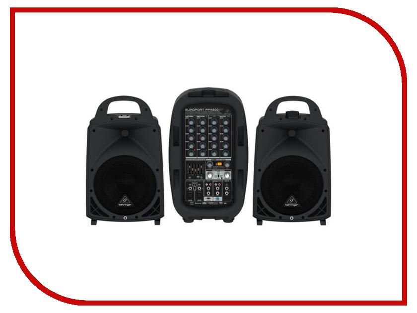 Колонка Behringer PPA500BT behringer hpx6000