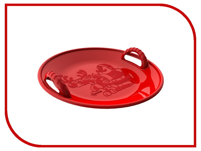 Ледянка Нордпласт 125/2 Red