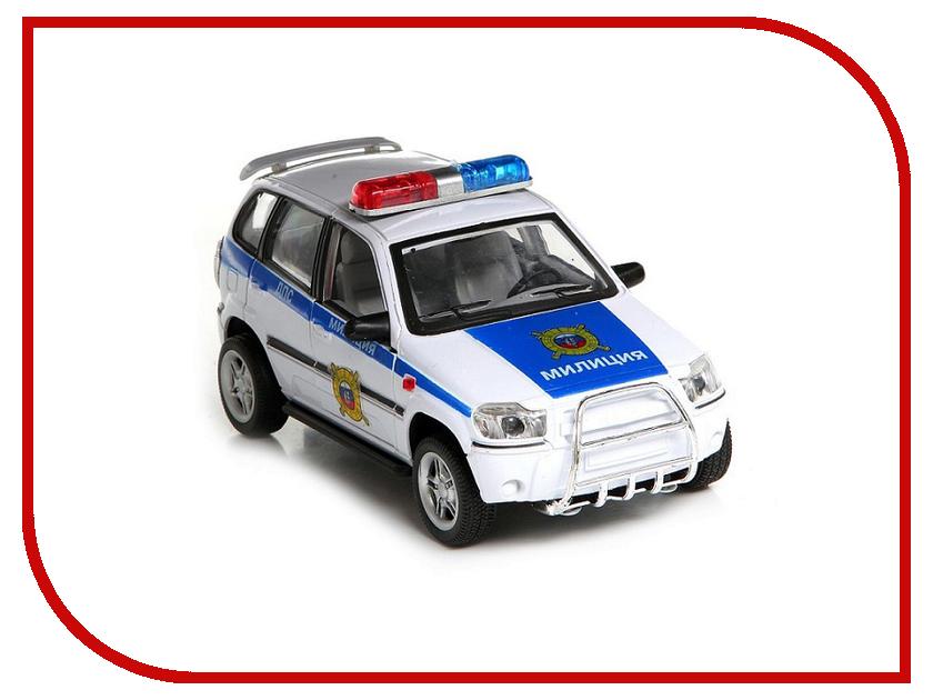 Машина Play Smart Джип ДПС A071-H11030 автомат play smart снайпер р41399