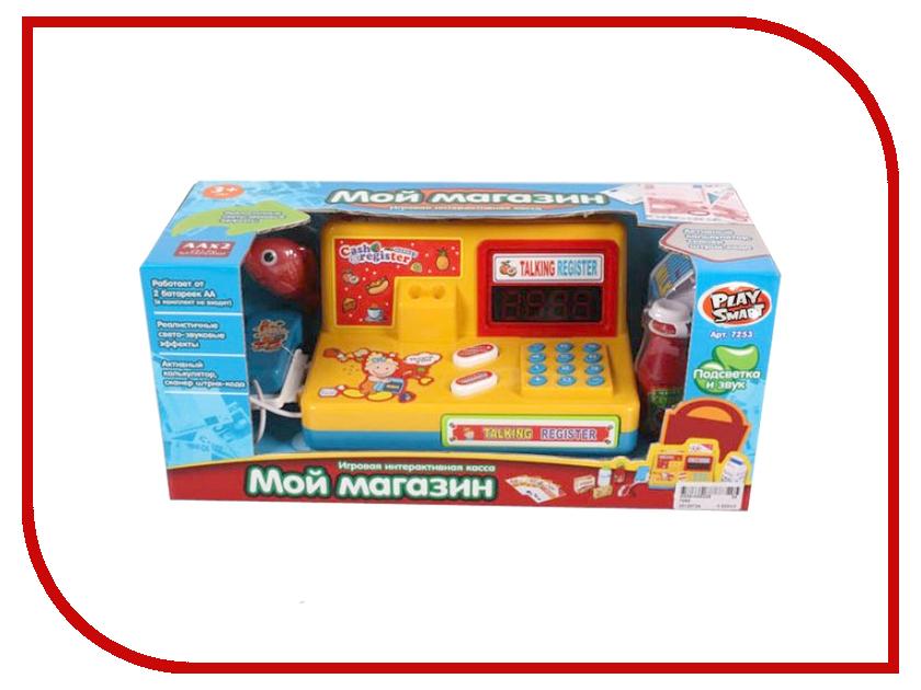Игра Play Smart A539-H05229 play smart металлич инерц машина автопарк play smart м1 50 box 12x5 7x6 8 см арт 6402b а74784