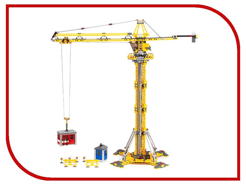 Конструктор Lepin Высотный строительный кран 778 дет. 02069 конструктор lepin creators магазинчик на углу 3 в 1 491 дет 24007