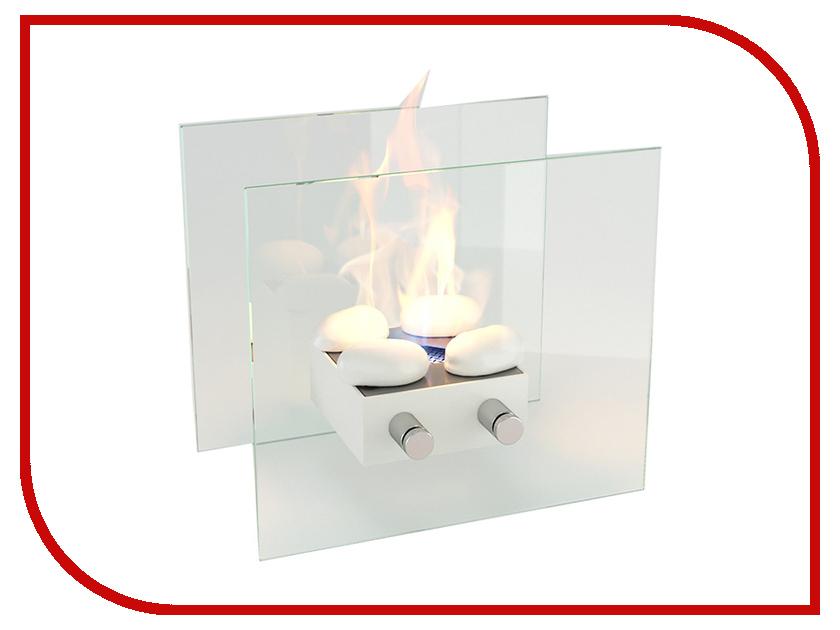 Биокамин Lux Fire София M White КН-0016-01
