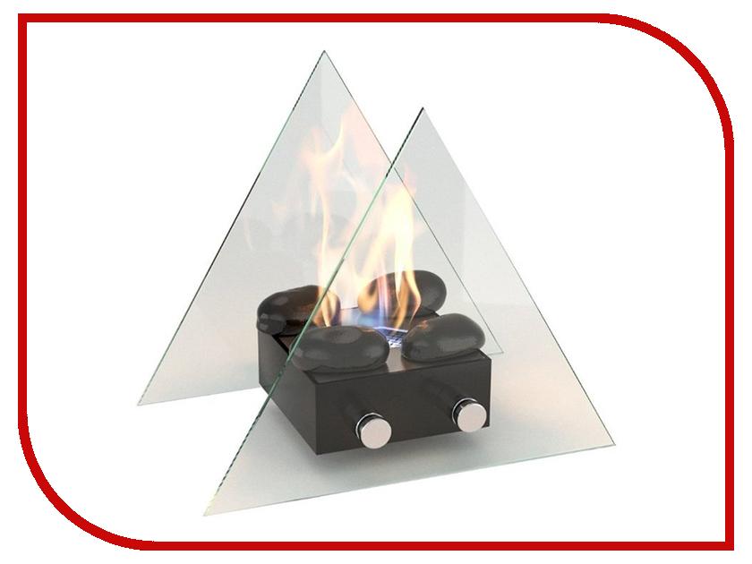 Биокамин Lux Fire Вулкан S Black КН-0017S-06 Ч