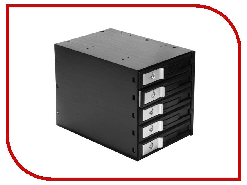 Аксессуар Внешний корпус для HDD ExeGate HS535-01 съемный hdd