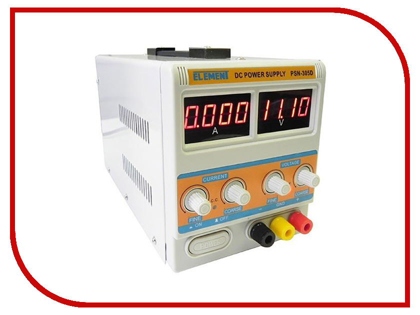 Блок питания Element PSN 305D блок питания element 305db