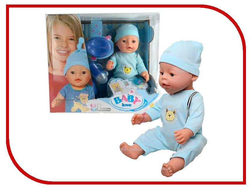 Кукла Baby love BL007D / B1468459 бюстгальтер oodji
