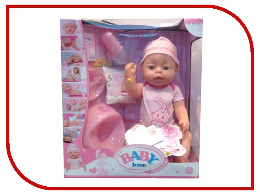 Кукла Baby love 1607O209 bеsta baby парта киев