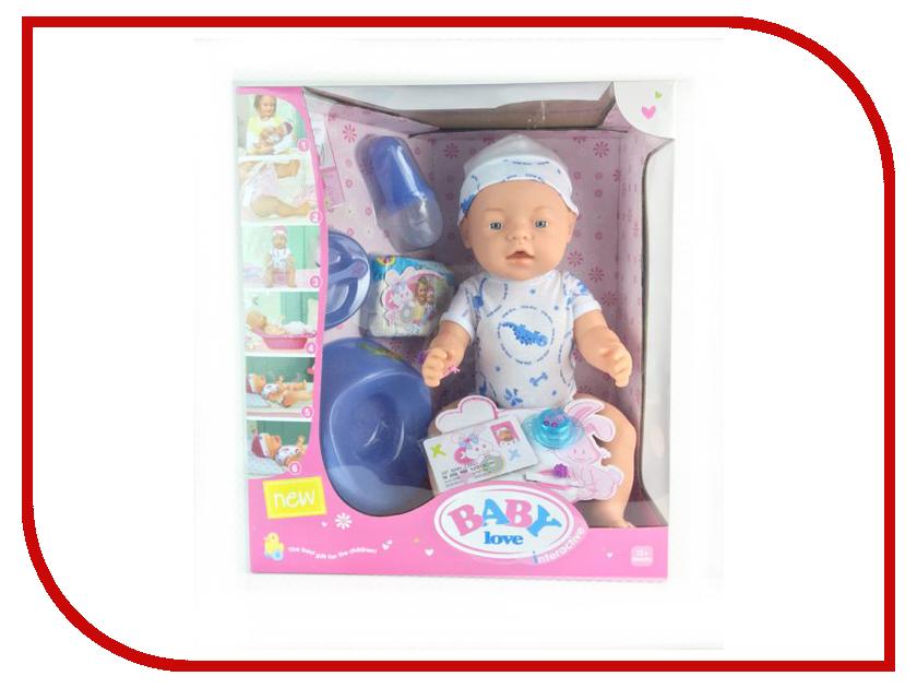 Кукла Baby love 1607O213 bеsta baby парта киев