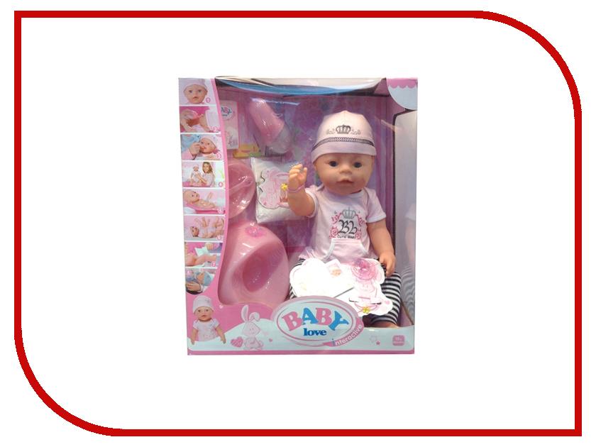 Кукла Baby love 1604O325 bеsta baby парта киев