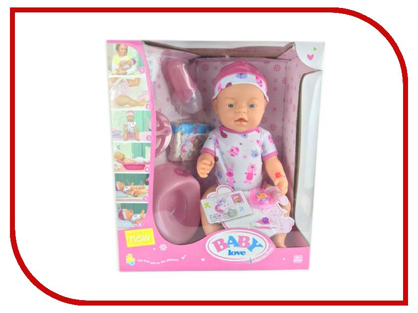 Кукла Baby love 1607O212 baby шоколадка