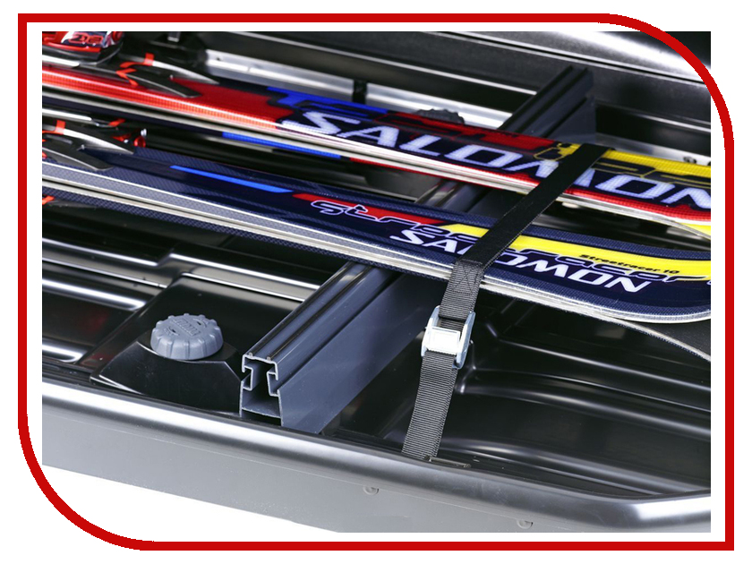 Багажник Thule Pacific 600 694-6 Насадка для перевозки лыж