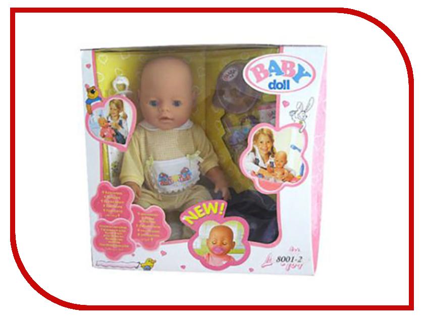 Кукла Baby Doll с аксессуарами B689655 кукла baby the club my sister с аксессуарами t10755
