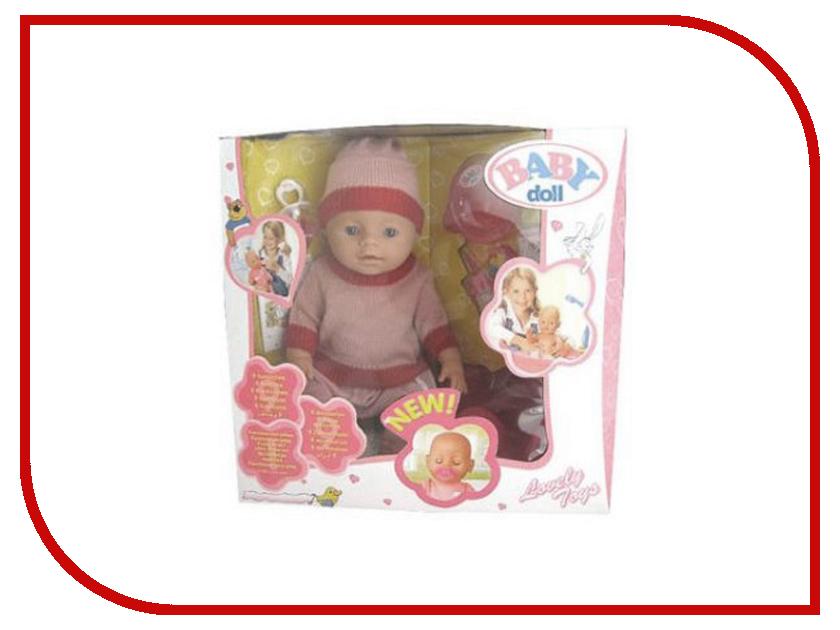 Кукла Baby Doll с аксессуарами B689661 кукла big john love doll