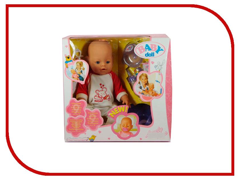Кукла Baby Doll с аксессуарами B553179 кукла big john love doll