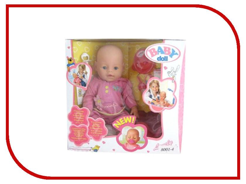 Кукла Baby Doll с аксессуарами B689656 npkcollection 55cm full silicone body reborn baby doll toy realistic newborn boy babies doll lifelike birt hday gift for girls